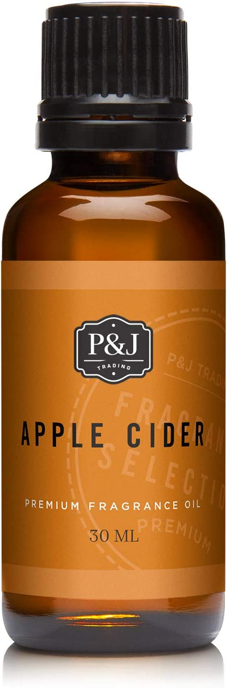 Apple Cider Fragrance Oil - Premium Grade Scented Oil - 30ml