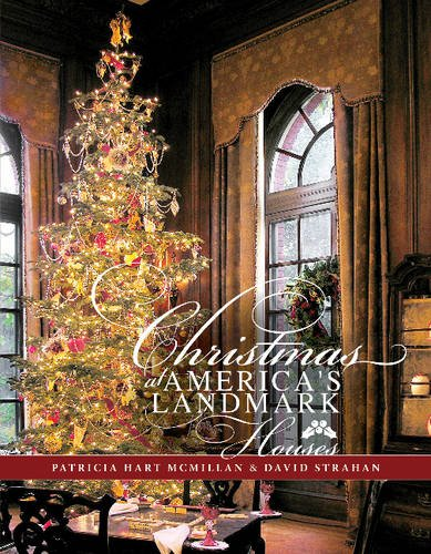 Christmas at America's Landmark Houses [Patricia McMillan  - David Strahan] (Tapa Dura)