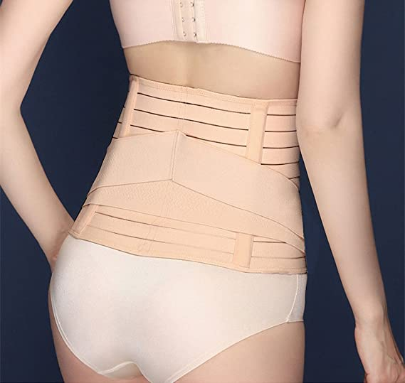 Corset Waist Belt Pregnancy Recovery Girdle Women Postpartum Belly Wrap FitnessSun
