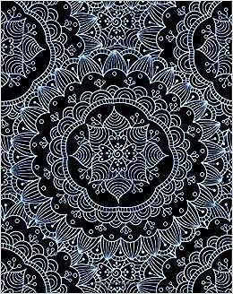 Bullet Journal Notebook Flower Mandala Pattern 11 172 Numbered