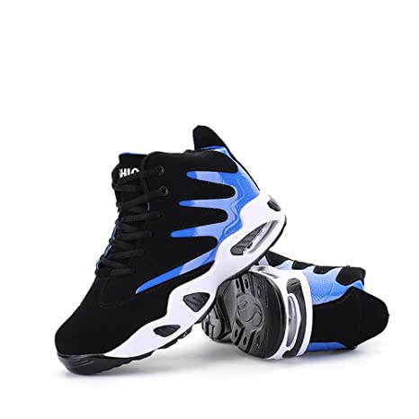 b04057b1d16 Image Unavailable. Image not available for. Color  JIAODANBO Sneakers  Autumn School to Help Men s ...