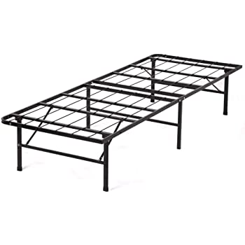 Amazon Com Weekender 14 Quot Folding Platform Bed Frame Twin