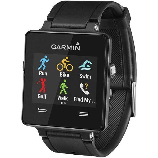240 opinioni per Garmin Vívoactive Smartwatch GPS con Monitoraggio Attività e Profili Sport,