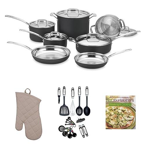 Cuisinart MCU-12N MultiClad sin límite se puede lavar en ...