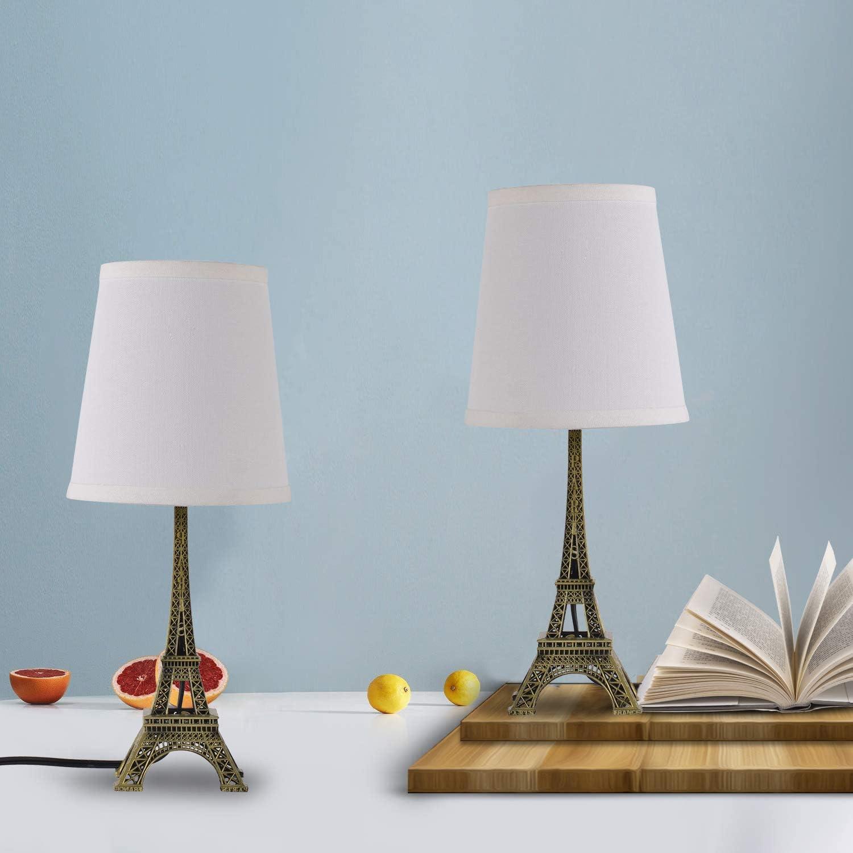 SHACOS Lot de 2 Lampe de Nuit Lampe Led de Table