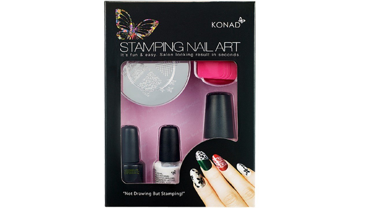 Buy Konad Stamping Nail Art - T Set Online at Low Prices in India ...