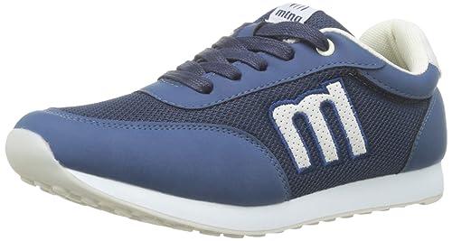 MTNG 69194, Zapatillas para Mujer, Azul Marino/Yoda Blanco Roto C44854, 36