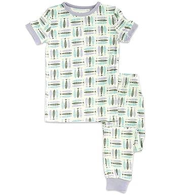 1b172d356391 Amazon.com  Silkberry Baby Bamboo Unisex-Baby Pajama Set  Clothing