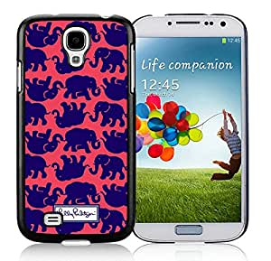 Perfect fit for your beloved phone,100% Brand New Lilly Pulitzer 17 Black For Samsung Galaxy S4 i9500 Case