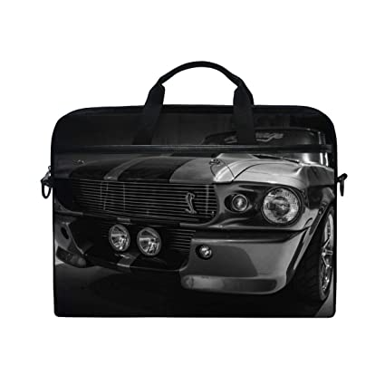 7d85e2ceda35 Amazon.com: Shelby Gt500 Eleanor Ford Mustang Laptop Shoulder ...