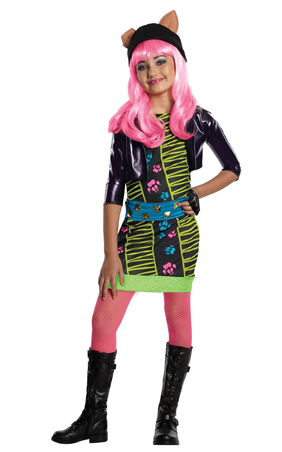 Monster High Howleen Costume, Small