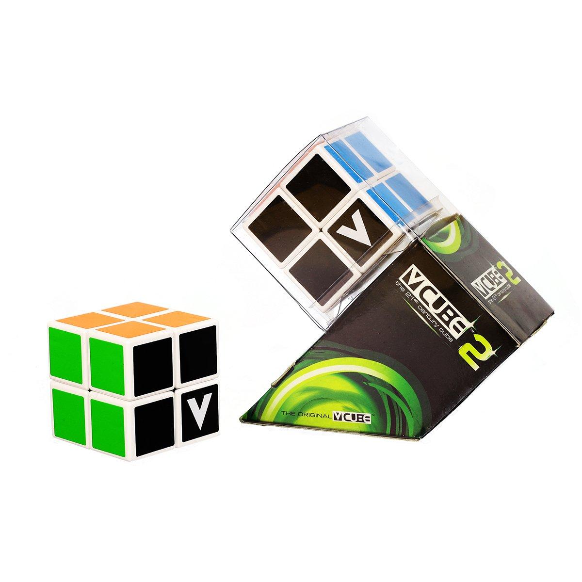 V Cube amazon com v cube 2 cube white multicolor toys