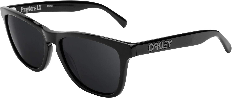 Revant Verres de Rechange pour Oakley Frogskins LX - Compatibles avec les Lunettes de Soleil Oakley Frogskins LX Vert Mirrorshield - Polarisés Elite