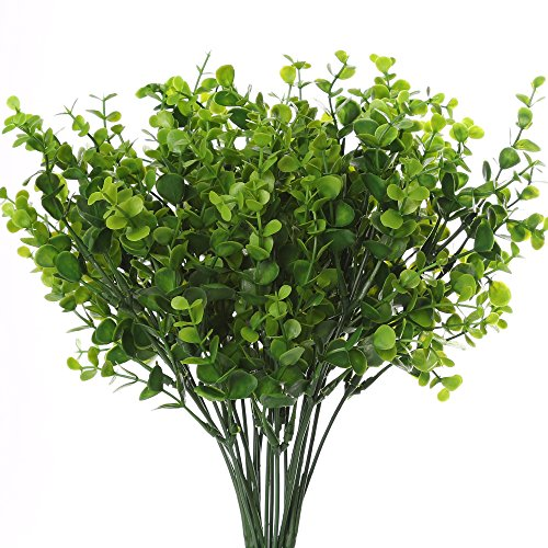 Outdoor Lighted Greenery - 1