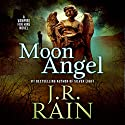 Moon Angel: Vampire for Hire, Book 14 Audiobook by J. R. Rain Narrated by Dina Pearlman