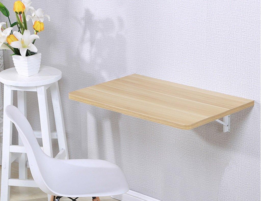 壁掛けラップトップデスクオフィステーブル折り畳み式ダイニングテーブルラーニングテーブルコンピュータデスクサイズオプション ( サイズ さいず : 60*40cm ) B079Z5RVRL 60*40cm 60*40cm