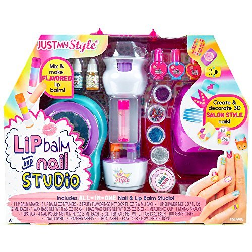 Nail Studio (Just My Style Lip Balm and Nail Studio by Horizon Group USA)