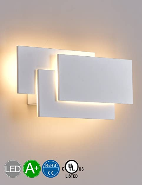 Solfart led wall lights indoor modern wall wash lighting fixtures solfart led wall lights indoor modern wall wash lighting fixtures white aluminum gw 6809 mozeypictures Choice Image