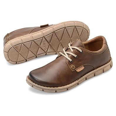 Born Soledad Dark Brown Men's Lace up casual Shoes