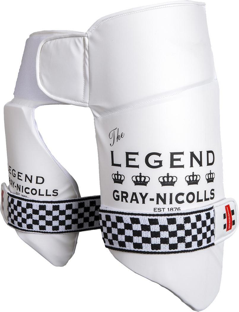 GRAY-NICOLLS Legend 360/Cricket Sports Unterk/örper Schutz Guard Oberschenkel Pad
