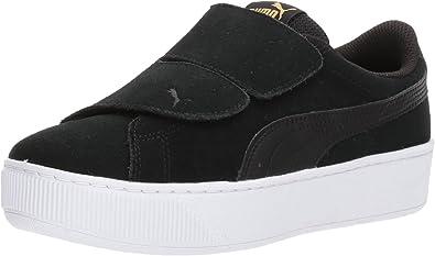 Vikky Platform Velcro Sneaker