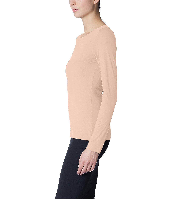 Wolford Damen T-Shirt Pure Pullover B01LYVN3OE T-Shirts Lass unsere unsere unsere Waren in die Welt gehen b86fde