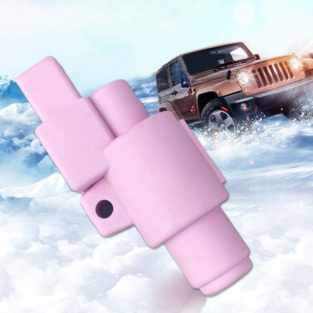 Reducci/ón de Ruido a Prueba de Agua A Prueba de Sonido smilerr Calentador de estacionamiento Cubierta de la Caja Protectora de la Bomba de Combustible