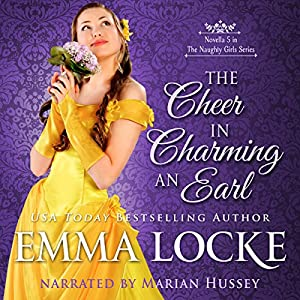 The Cheer in Charming an Earl Audiobook