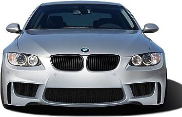 Fits 07-10 BMW E92 E93 3 Series 2Dr A STYLE Front Bumper Lip Urethane