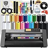 Graphtec PLUS 15 Inch Desktop Vinyl Cutter & Plotter Oracal Bundle with $2100 in Software and 2 Year Warranty