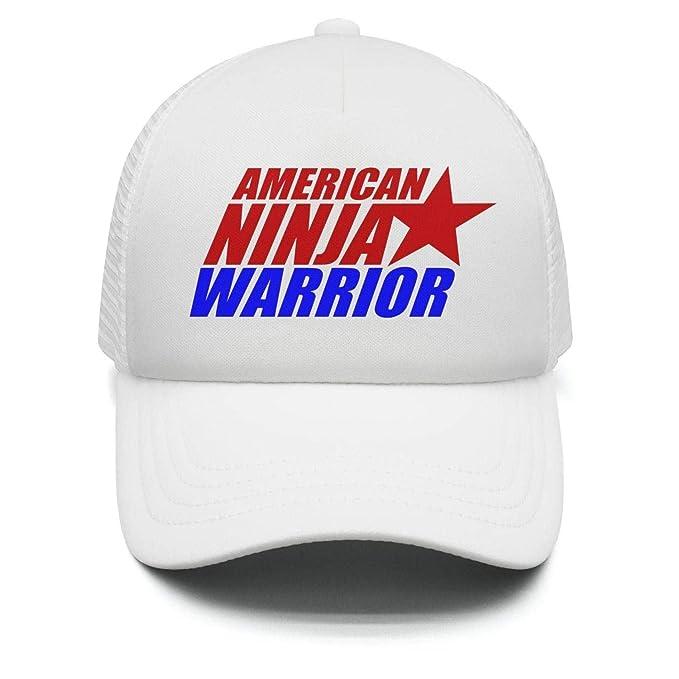 Amazon.com: Kualday Kids American Ninja Warrior Plain ...