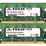 2GB STICK For Asus K Notebook Series K40AD K61IC K70IC. SO-DIMM DDR2 NON-ECC PC2-4200 533MHz RAM Memory. Genuine A-Tech Brand.