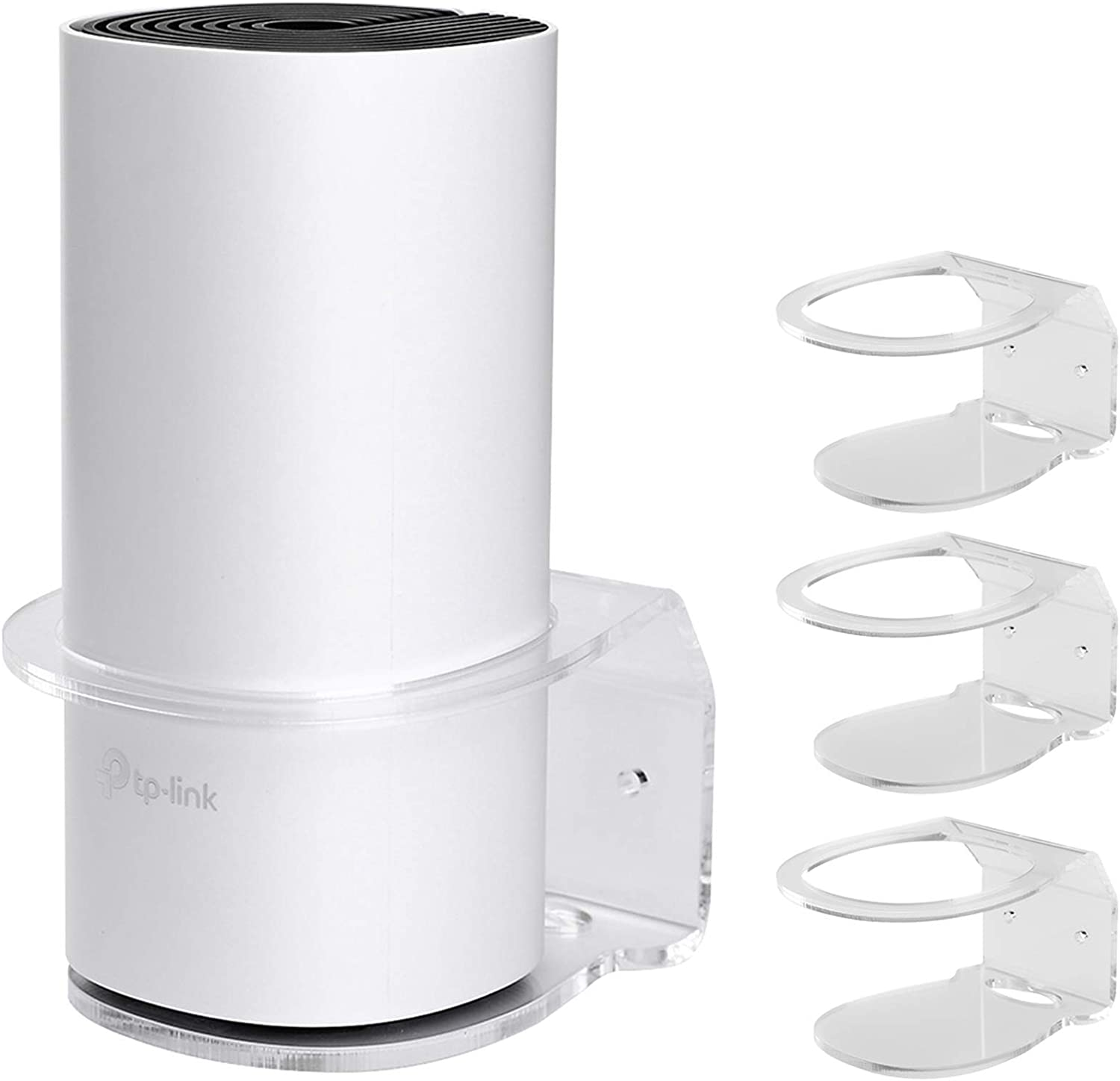 Holaca Wall Mount For Tp Link Deco M4 Whole Home Mesh Computers Accessories