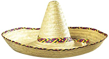 giant sombrero decorated 65cm mexican hats caps headwear for fancy