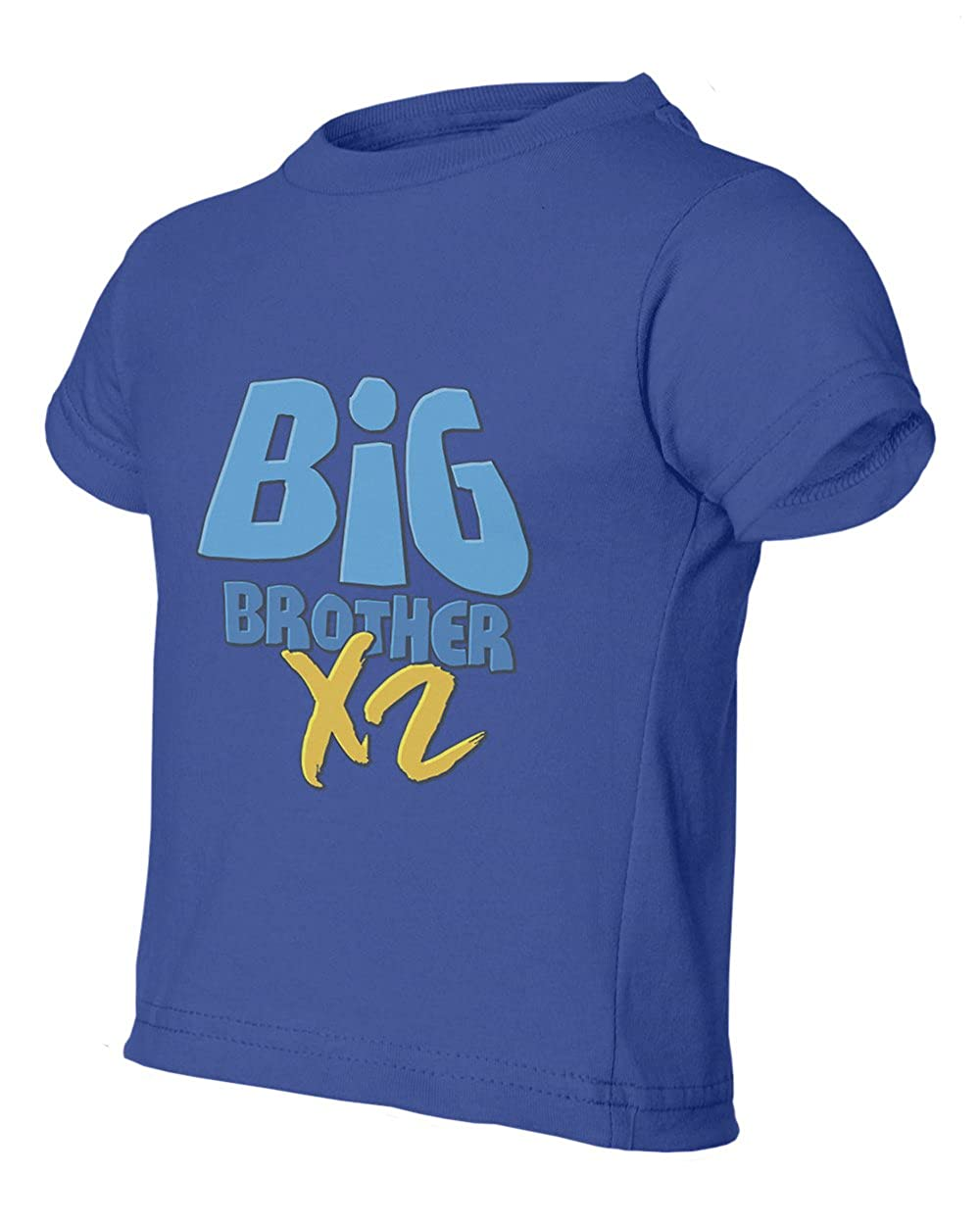 Big Brother X 2 Little Boys Youth /& Toddler Tee Shirt
