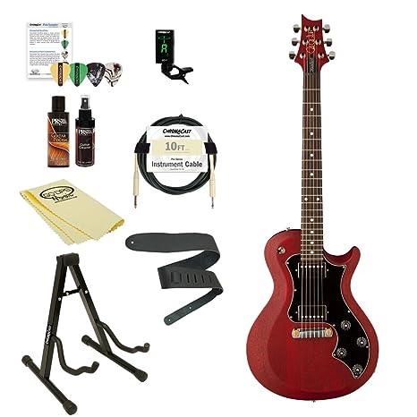 PRS t2sd06 _ 1 N-kit-1 S2 Singlecut estándar guitarra eléctrica con ChromaCast