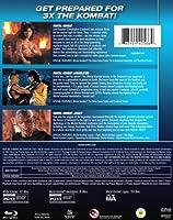 Mortal Kombat Triple Feature (Mortal Kombat / Mortal Kombat: Annihilation / Mortal Kombat: Legacy) [Blu-ray] from WarnerBrothers
