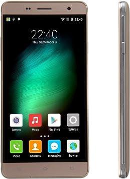 Cubot H1 - Smartphone libre 4G Lte (Pantalla 5.5