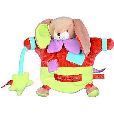 plus gros rabais marque populaire acheter bien Marionnette Zigag - Lapin - Doudou et compagnie: Amazon.fr ...