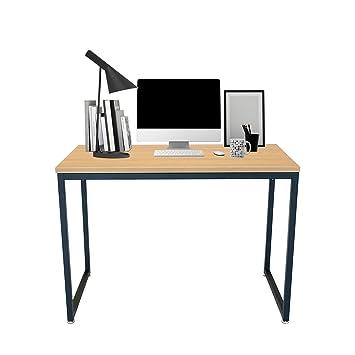 borelax ordenador escritorio MDF Madera estación de trabajo ...