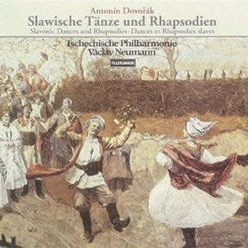 ドヴォルザーク:スラヴ舞曲集、スラヴ狂詩曲