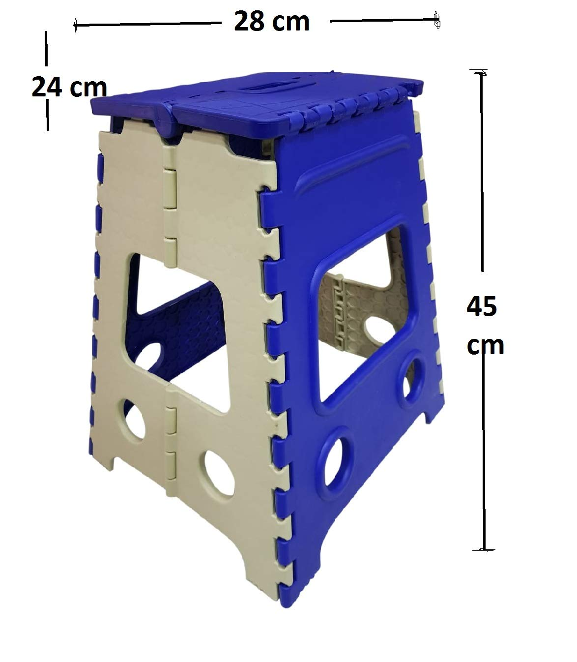 Outstanding Buy 18 Inch Folding Step Stool Plastic Multi Purpose Step Frankydiablos Diy Chair Ideas Frankydiabloscom