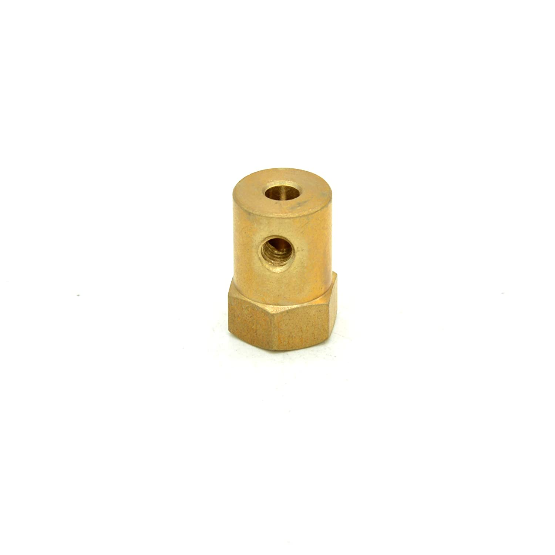 Piece-5 3//8-24 Hard-to-Find Fastener 014973435547 Acorn Nut