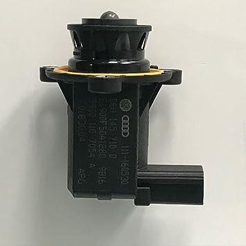 aoxun Turbo turbocompresor Cut Off Válvula de derivación 06h145710d para válvula/válvula de corte # 7.01830.13.0 Audi A4 VW Passat: Amazon.es: Coche y moto