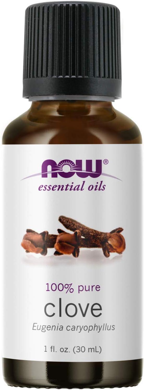 Now Essential Oils, Clove Oil, 1 Fl Oz