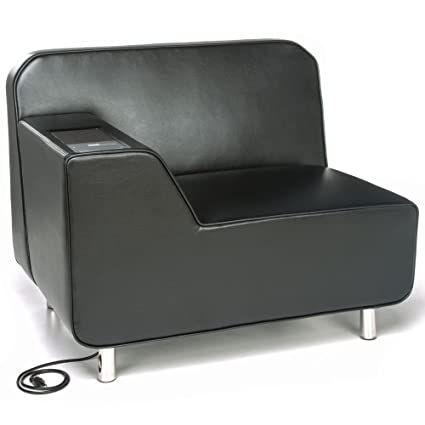 Brilliant Amazon Com Serenity Polyurethane Right Arm Lounge Chair Inzonedesignstudio Interior Chair Design Inzonedesignstudiocom