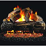 Peterson Real Fyre 30-inch Split Oak Gas Logs Only No Burner