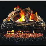 Peterson Real Fyre 24-inch Split Oak Gas Logs Only No Burner