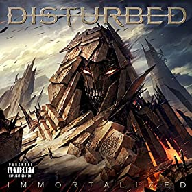 new music from Disturbed available on Amazon.com