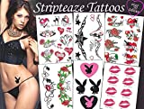 Stripteaze Tattoos Package
